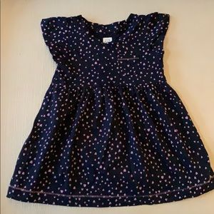 GAP heart dress